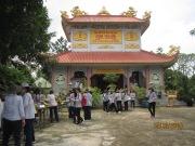 Trại Hạnh truyền thống ngành Nữ mang tên Tâm Chánh IX năm nay được BHD PBGĐPT/TpHCM tổ chức tại chùa Tam Bảo, Thị xã Dĩ An, Bình Dương vào 2 ngày 15 và 16/10/2016 ( nhằm ngày 15 và 16 tháng 9 năm Bính Thân).